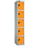 Thumbnail of Probe 5 Door - Deep Orange Locker