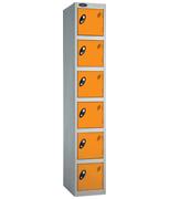 Thumbnail of Probe 6 Door - Deep Orange Locker