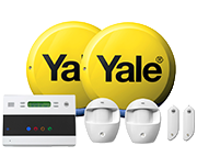 Yale Easy Fit Telecommunicating Alarm Kit