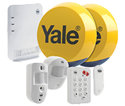 Thumbnail of Yale Easy Fit SmartPhone Alarm