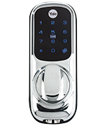 Thumbnail of Yale Keyless Connected Lock - Chrome