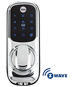 Thumbnail of Yale Keyless with Z-Wave Module - Chrome
