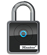 Thumbnail of Master Lock Bluetooth Padlock 4400 (indoor)