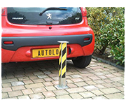 Thumbnail of Autolok KTP3P Telescopic Parking Post