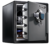 Master Lock LTW123GTC Water Resistant Fire Safe