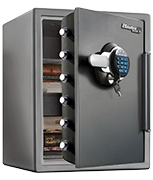 Master Lock LTW205GYC Water Resistant Fire Safe