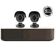 Yale Smart HD 720p - 2 Camera CCTV Kit