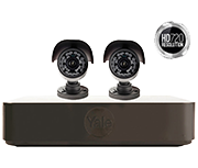 Thumbnail of Yale Smart HD 720p - 2 Camera CCTV Kit