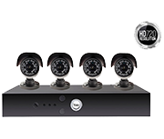 Thumbnail of Yale Smart HD CCTV Kit - 4 Cameras, 720p