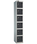 Thumbnail of Probe 6 Door - Extra Deep Black Locker