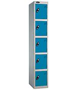Thumbnail of Probe 5 Door - Extra Deep Blue Locker