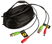 Thumbnail of Yale 15m Black CCTV BNC Camera Cable