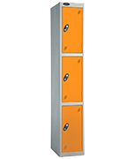 Thumbnail of Probe 3 Door - Extra Deep Orange Locker