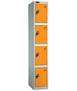Thumbnail of Probe 4 Door - Extra Deep Orange Locker