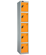 Thumbnail of Probe 5 Door - Extra Deep Orange Locker