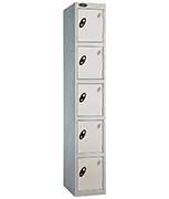 Thumbnail of Probe 5 Door - Extra Deep Grey Locker