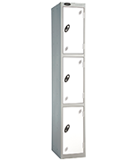 Thumbnail of Probe 3 Door - Extra Deep White Locker