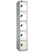 Thumbnail of Probe 5 Door - Extra Deep White Locker