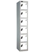 Thumbnail of Probe 6 Door - Extra Deep White Locker
