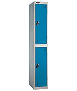 Thumbnail of Probe 2 Door - Wide Blue Locker