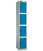 Thumbnail of Probe 4 Door - Wide Blue Locker
