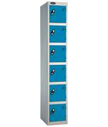 Thumbnail of Probe 6 Door - Wide Blue Locker