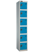 Thumbnail of Probe 6 Door - Wide Blue Locker