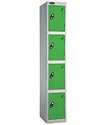 Thumbnail of Probe 4 Door - Wide Green Locker