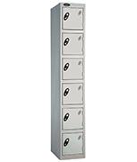 Thumbnail of Probe 6 Door - Wide Grey Locker