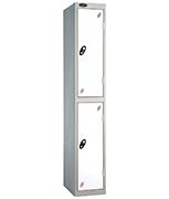 Thumbnail of Probe 2 Door - Wide White Locker