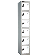 Thumbnail of Probe 6 Door - Wide White Locker