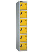 Thumbnail of Probe 6 Door - Wide Yellow Locker