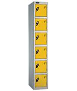 Thumbnail of Probe 6 Door - Wide Yellow Locker