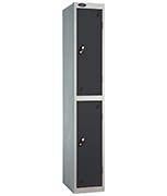 Thumbnail of Probe 2 Door - Extra Wide Black Locker