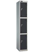 Thumbnail of Probe 3 Door - Extra Wide Black Locker