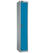 Thumbnail of Probe 1 Door - Extra Wide Blue Locker