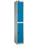 Thumbnail of Probe 2 Door - Extra Wide Blue Locker