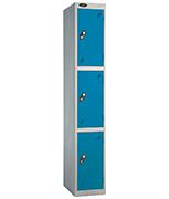 Thumbnail of Probe 3 Door - Extra Wide Blue Locker
