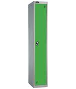 Thumbnail of Probe 1 Door - Extra Wide Green Locker