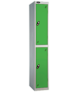 Thumbnail of Probe 2 Door - Extra Wide Green Locker