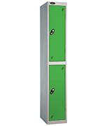 Thumbnail of Probe 2 Door - Extra Wide Green Locker
