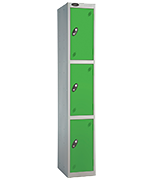 Thumbnail of Probe 3 Door - Extra Wide Green Locker