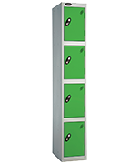 Thumbnail of Probe 4 Door - Extra Wide Green Locker