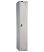 Thumbnail of Probe 1 Door - Extra Wide Grey Locker