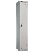 Thumbnail of Probe 1 Door - Extra Wide Grey Locker