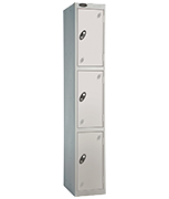 Thumbnail of Probe 3 Door - Extra Wide Grey Locker