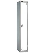 Thumbnail of Probe 1 Door - Extra Wide White Locker