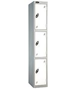 Thumbnail of Probe 3 Door - Extra Wide White Locker
