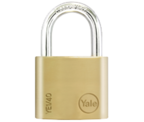 Thumbnail of Yale YE1 Essential 40mm Brass Padlock
