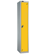 Thumbnail of Probe 1 Door - Extra Wide Yellow Locker
